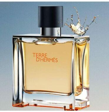 hermes tekstil - Azərbaycan: Terre D'Hermes 100ml edt