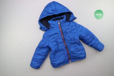 Дитяча зимова куртка Tommy Hilfigher, вік 5 р.    Довжина: 42 см Ширин