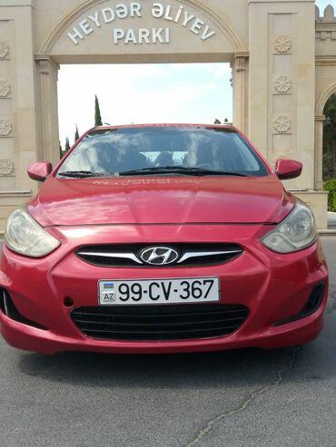 Hyundai Accent 1.6 l. 2011 | 200000 km