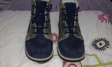 Ortopedske cipele za decake br. 33 unutrasnje gaziste je 22 cm, nove - Smederevo