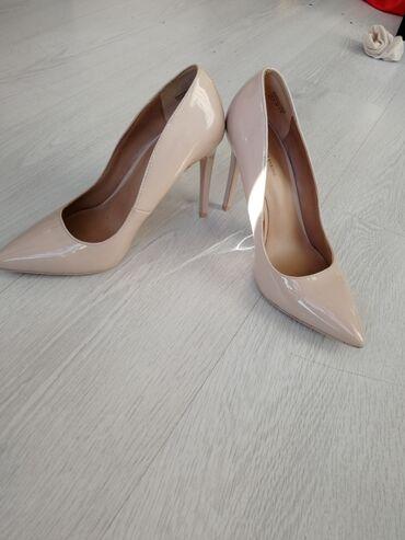 tufli kozhanye firmenye в Кыргызстан: Красивые, изящные, кожаные туфли из Америки, размер 37. 37.5