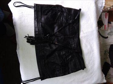 Юбки в Кыргызстан: Мини юбка черного цвета. Очееь красивая и модная