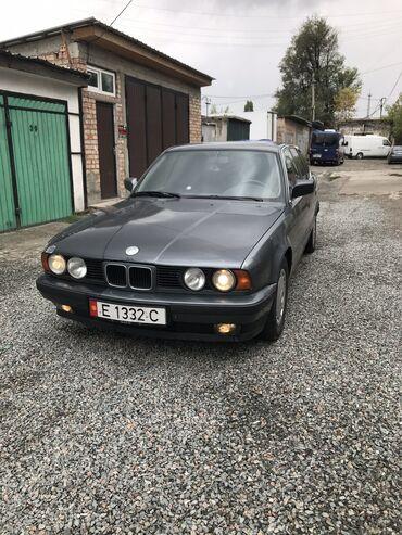 BMW - Лебединовка: BMW 520 2 л. 1990