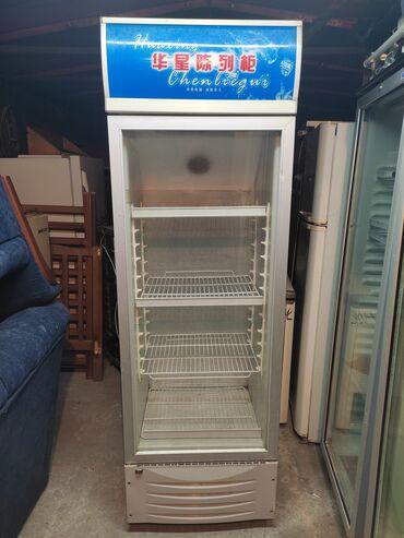 шин лайн бишкек работа in Кыргызстан | КУРЫ, ПЕТУХИ: Холодильник-витрина | Белый холодильник