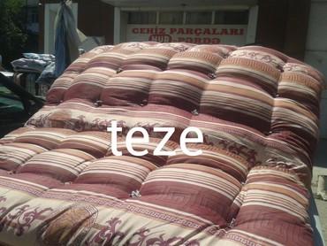 kişi üçün yun əlcəklər - Azərbaycan: Yun dosekteze dosekler hazirlari var2 neferlik yun dosek 50m1 neferlik