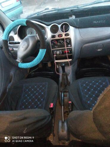 Daewoo Matiz 0.8 л. 1998   2121232 км