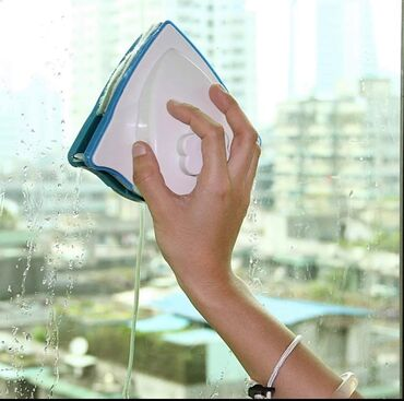 Magnetni čistač prozora za obe strane1+1 GRATIS Samo 1.390