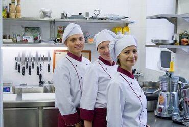 Работа - Таджикистан: Помощник повара в Германию!Требования: Мужчины и женщины до 40