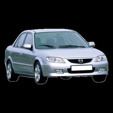 Mazda - Шопоков: Mazda 323 1.6 л. 2003   160000 км