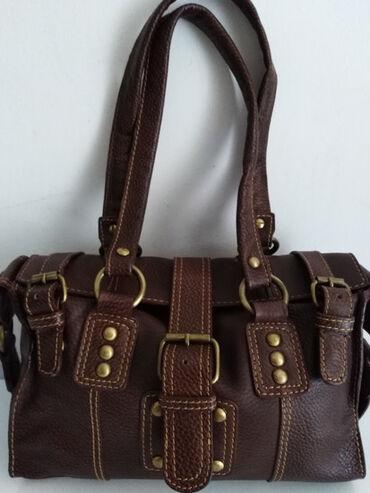 Vera Pelle Italy vrhunska kožna torba izradjena od vrhunske prirodne