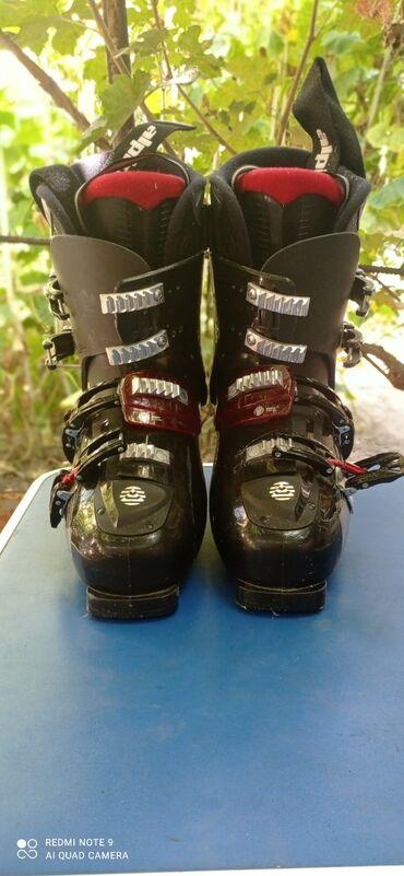 Лыжи - Бишкек: Продаю лыжные ботинки 46-47 размера (310мм) Состояние почти новое