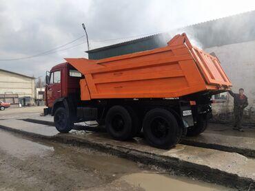 Грузовой и с/х транспорт - Кыргызстан: Заводской самосвал! Обмен на спринтер средний грузовой! Или легковой