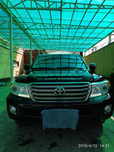 Toyota Land Cruiser 2013 в Шопоков