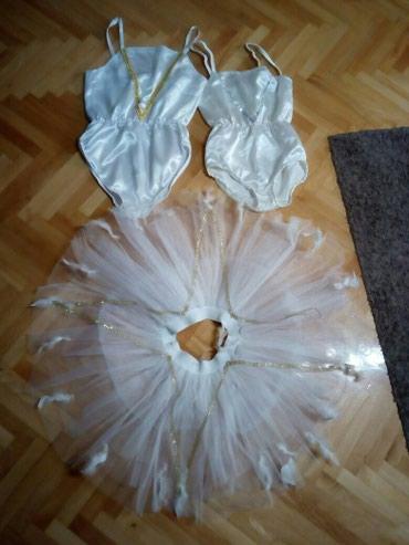 Suknja i bodi za balet - Nis