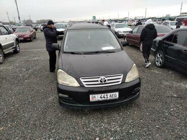Транспорт - Токтогул: Toyota Avensis Verso 2 л. 2005 | 279000 км
