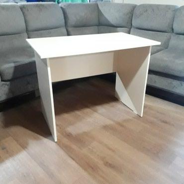 мягкая мебель бу из европы в Кыргызстан: Стол 100х60х75 есть доставка!Стол стол офисныйстол