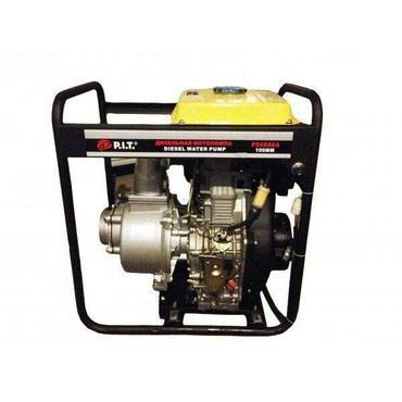 Помпа P.I.T. P54008A Тип: мотопомпа Топливо: дизель мощность: 1600л/м в Бишкек