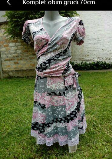 Ženska odeća | Indija: Komplet  obim grudi 70cm