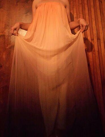 турецкое платье шифон в Кыргызстан: Продаю оригинальное шифоновое котельно-вечернее платье в греческом