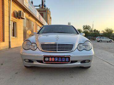 Mercedes-Benz C 200 2 l. 2000 | 210000 km