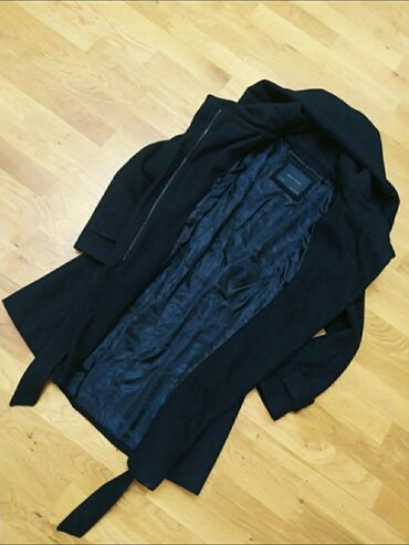 553 elan   PALTOLAR: Zara пальто состояние нового размер м, пальто с капюшоном, длина 85см