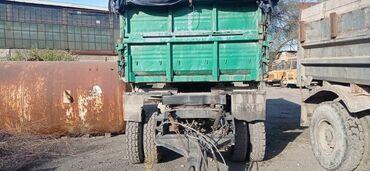 камаз бишкек in Кыргызстан | ГРУЗОВИКИ: Прицеп для камаза, самосвальный, 2004 +. Использовался для перевозки з