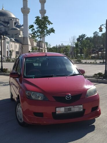 mazda-wallpaper в Кыргызстан: Mazda Demio 1.3 л. 2003 | 1900000 км