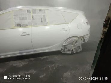 СТО, ремонт транспорта - Лебединовка: Покраска авто ремонт бамперов качественно