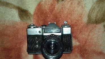 зенит е в Кыргызстан: Фотоаппарат Зенит Е .с символикой олимпиады 1980 г. СССР. Состояние