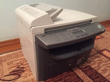 Printer canon lbp2900 - Кыргызстан: Принтер Canon MF4350d 3 в 1. Печать, сканер, ксерокопия, двухсторонняя