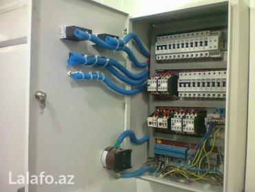Elektrik avadanliqlarinin temiri texniki baxisi ve montaj