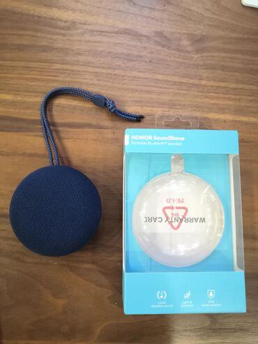 sense-6-for-htc-one-x в Азербайджан: Original Honor Sound Stone BluetoothSəs Dinamiki(kalonka) Bluetooth