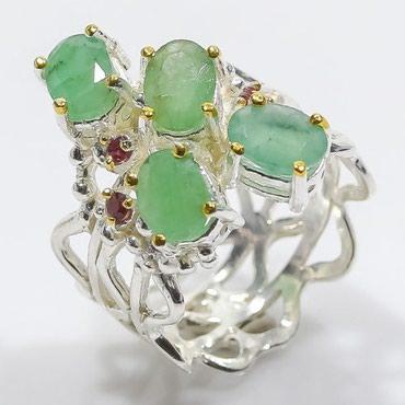 Эксклюзивное кольцо ручной работы от в Bakı