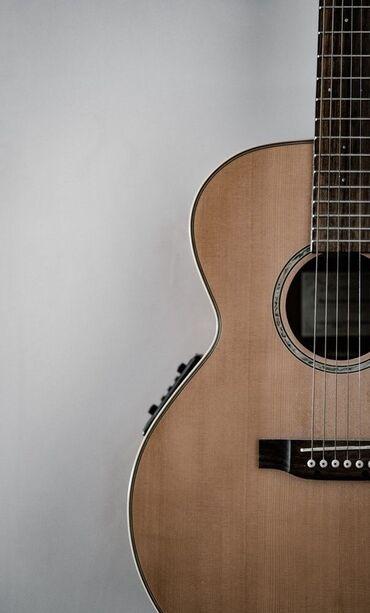 Гитара в идеальном состоянии Косяков нету Струны свои(не менял)Покупал