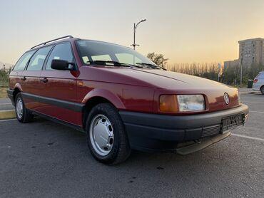 фольксваген тигуан бишкек in Кыргызстан | АВТОЗАПЧАСТИ: Volkswagen Passat 1.8 л. 1992 | 246000 км