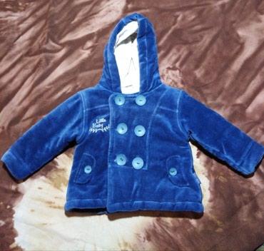 Dečije jakne i kaputi | Kikinda: Deblji kaput, vel 74, može i za dečaka i devojčicu