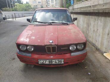 bmw 7 серия 728i 5mt - Azərbaycan: BMW 520 3.8 l. 1981 | 81000 km