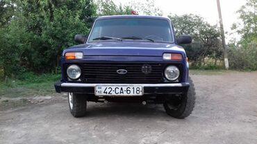 İşlənmiş Avtomobillər Lənkəranda: VAZ (LADA) 4x4 Niva 1.7 l. 1999 | 200000 km