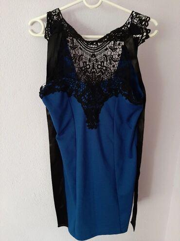 Haljine | Leskovac: Plava S/M haljina, pozadi moze se veze. Pogledajte moje ostale oglase