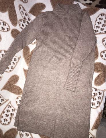 теплое платье батал в Кыргызстан: Теплое платье 999