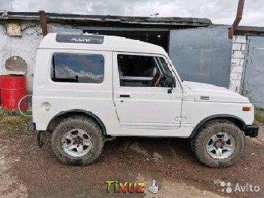 Suzuki - Кыргызстан: Suzuki Samurai 1987