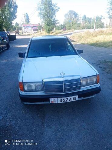 Транспорт - Константиновка: Mercedes-Benz 190 (W201) 1990   302000 км