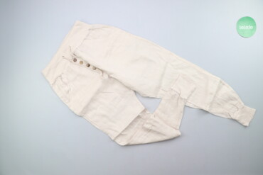 Жіночі штани    Довжина: 95 см Довжина кроку: 73 см Напівобхват талії