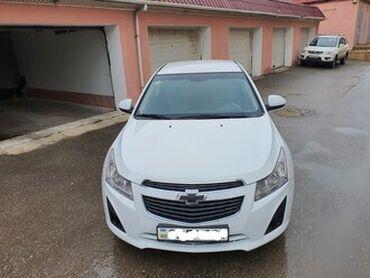 Chevrolet Cruze 1.6 l. 2012 | 210000 km