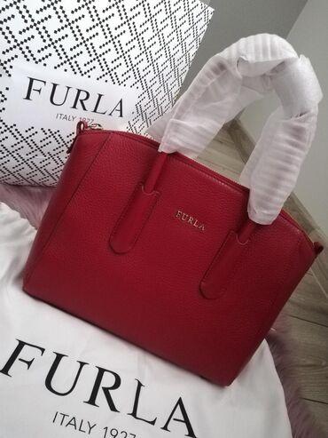 FURLA kožna torba. Original! Besplatna dostava na teritoriji Beograda