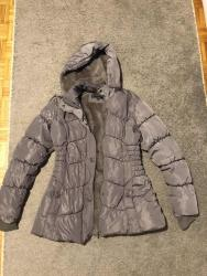 Zimske-jakne - Srbija: Zimska jakna,izuzetno topla,neoštećenanenošena -kupljena velika