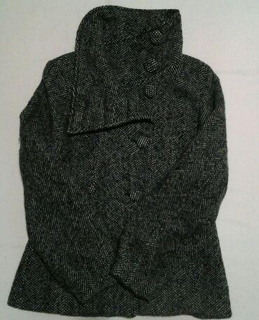 Posao u nemackoj - Srbija: SNIŽENOOO!!! H& M kaput postavljen i kao nov je, tesko se slika i