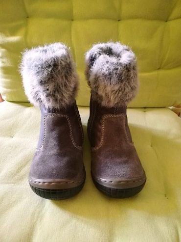 Decije cizme, br 22,gaziste 15cm - Beograd