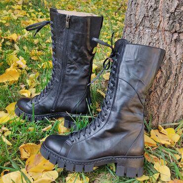 Женские ботинки. Производство Турция Натуральная кожа