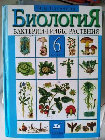 биолог в Кыргызстан: Биология 6
